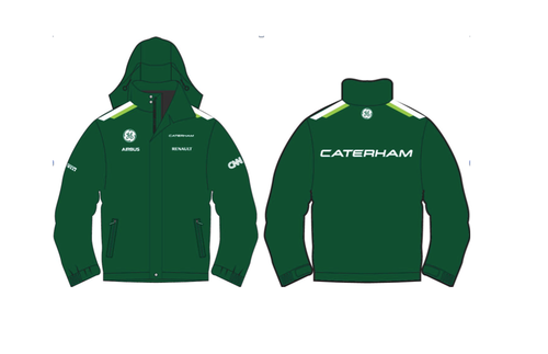 Team Replica Allweather Jacket