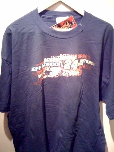 Jeff Gordon #24 T-shirt Repeat Winners