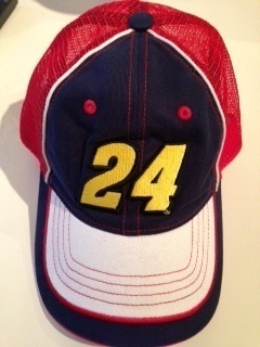 Jeff Gordon #24 Hat